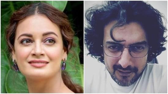 Dia Mirza and Sahil Sangha got divorced in 2019.