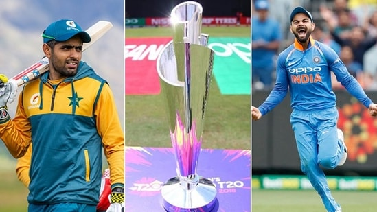 Two years after they last met at an ICC event, India and Pakistan will square off in a Super 12 game at the T20 World Cup 2021. (Getty Images)
