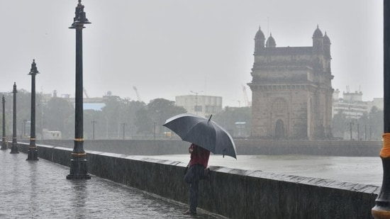 Torrential downpour has been besieging the financial capital since Tuesday night