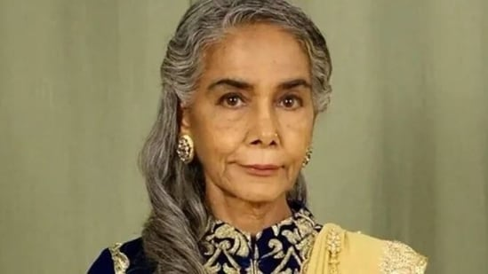 Surekha Sikri dies of cardiac arrest at 75, was 'surrounded by family' |  Bollywood - Hindustan Times