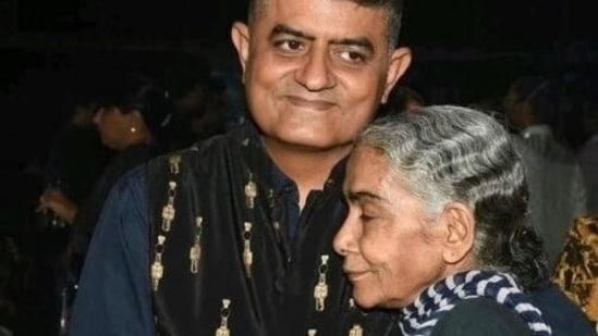 Surekha Sikri and Gajraj Rao worked together in Badhaai Ho.