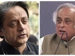 Shashi Tharoor and Jairam Ramesh questioned the motive of the BJP government behind population control move.
