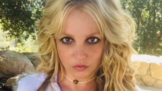 Britney Spears(Instagram)