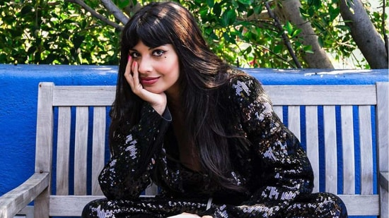 Jameela Jamil posted a video to inform her fans that she was part of She Hulk film.