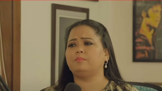 Bharti Singh revealed that she was a national-level rifle shooter and archer in college.