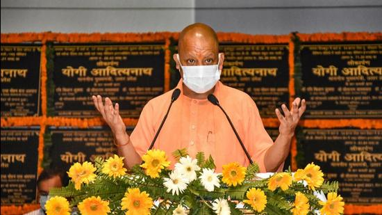 Inefficiency, maladministration, and corruption are the prime causes of UP's comparative backwardness and it is on these that Adityanath should focus his attention (PTI)