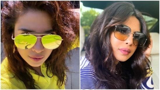 Priyanka Chopra has shared a selfie.