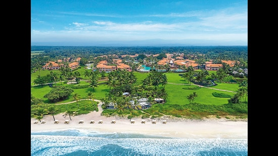 The combination of sea and acres of greenery can be stunning when the monsoon cools Goa down