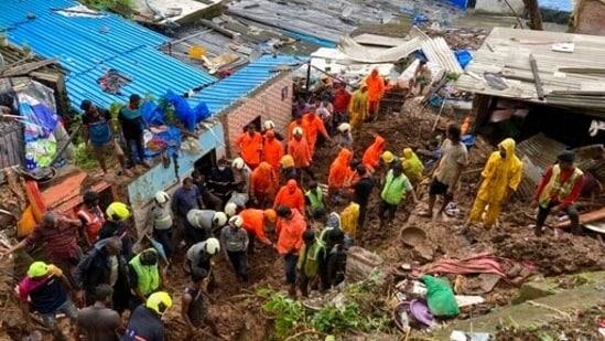 Heavy Rains In Mumbai Creates Havoc, Claims More Than 30 Lives
