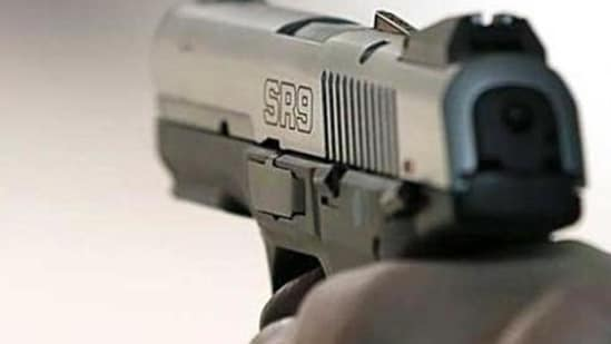 Gunfights have become more common between the police and criminals in the Capital. In the last three days, there have been three shoot-outs between police and criminals.(AFP/For Representative Purposes Only)