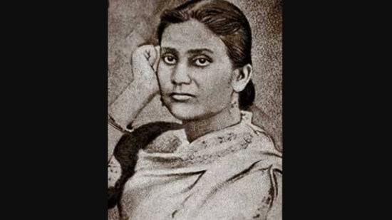 Kadambini Ganguly.(Public Domain)