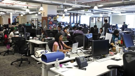Women and younger workers have been disproportionately affected due to Covid-19 pandemic, the study said.(AP File Photo)
