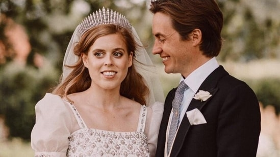 Princess Beatrice's husband Edo Mapelli celebrates first wedding anniversary with heartfelt note(Instagram/@edomapellimozzi)
