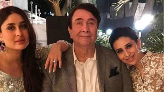 Kareena Kapoor and Karisma Kapoor are the daughters of Randhir Kapoor.
