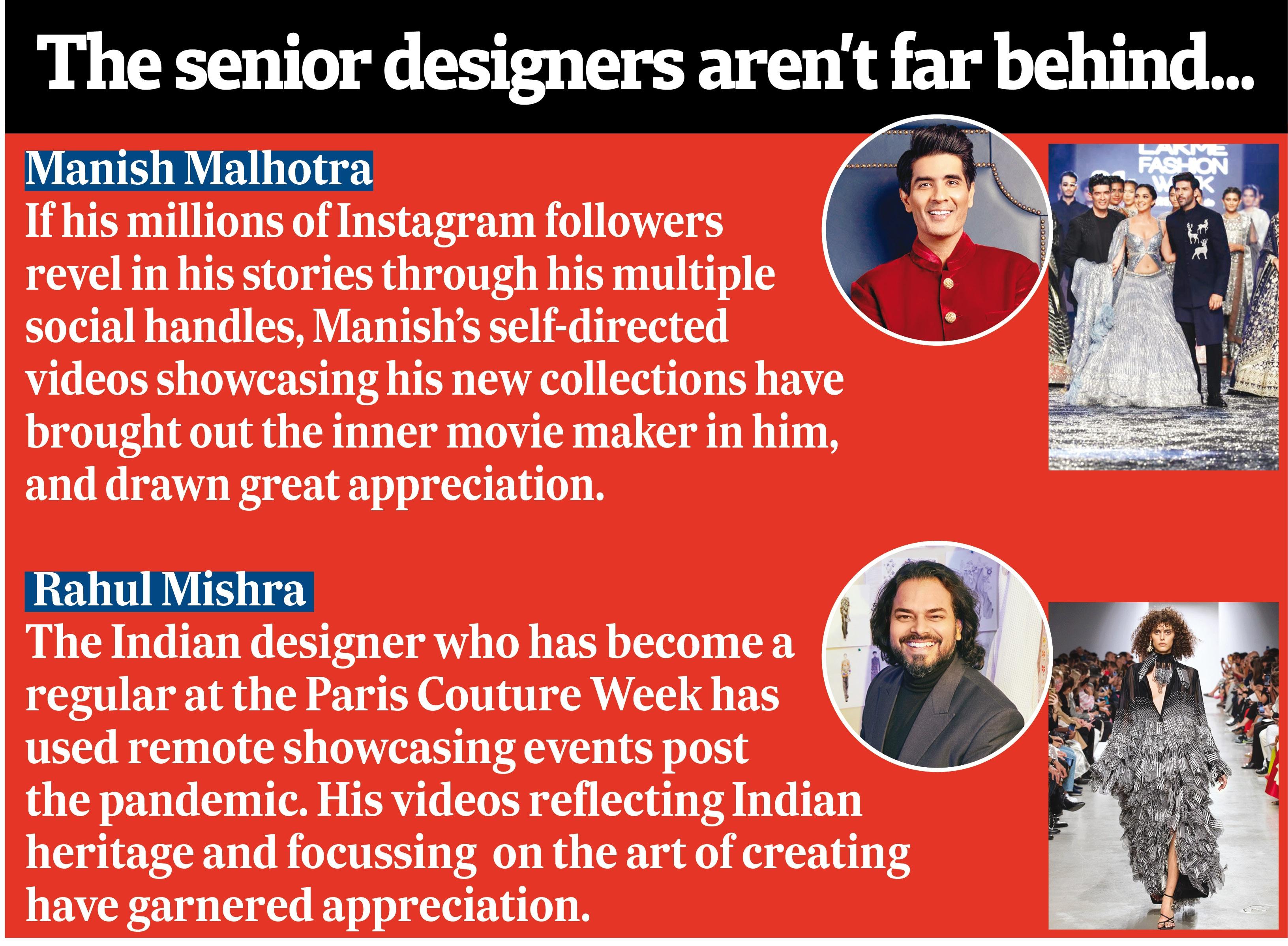 Senior designers acing the social media game