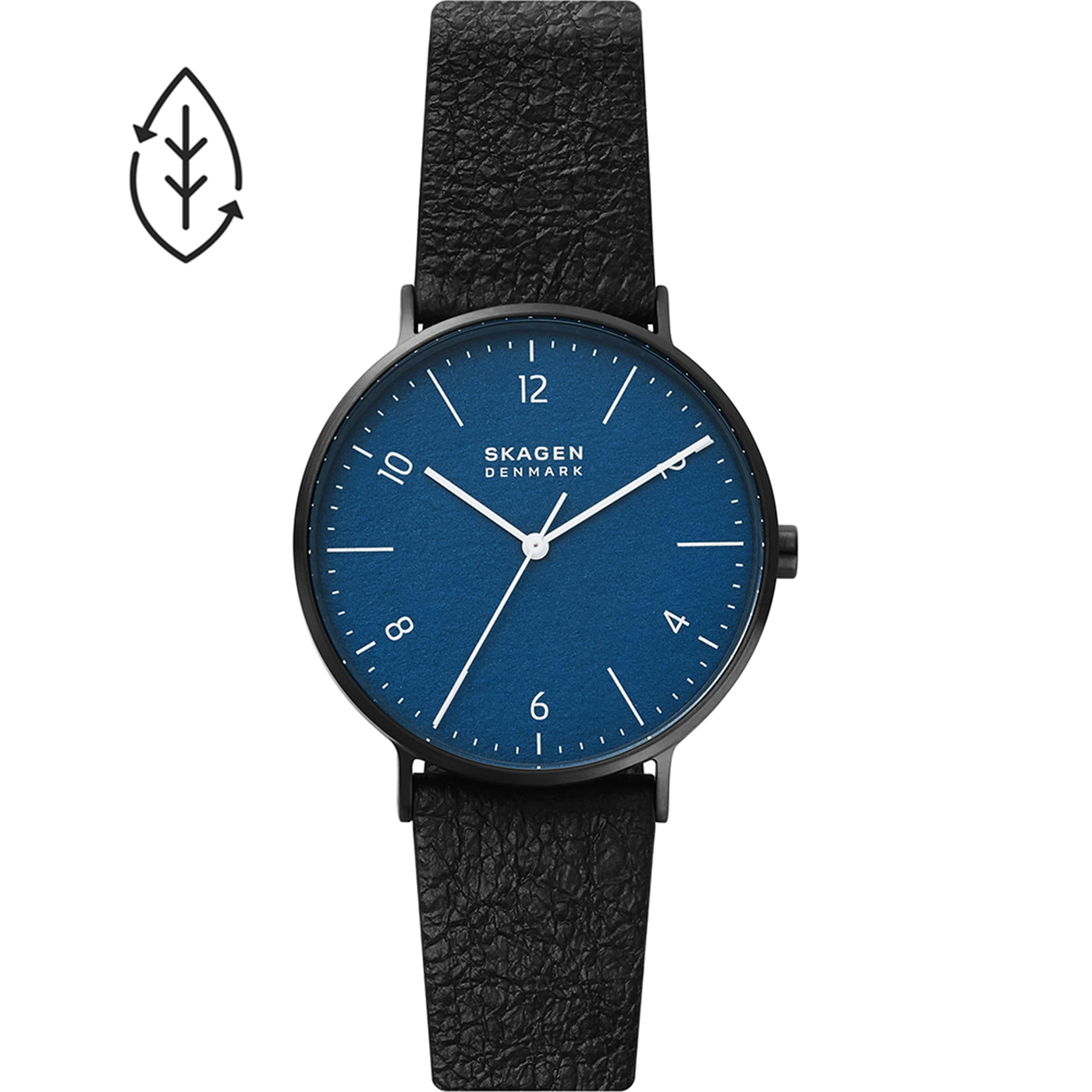 The classic looking sustainable watch by Skagen