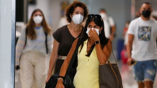 The norovirus outbreak came at a time when the UK is grappling with the coronavirus outbreak.(Reuters File Photo)
