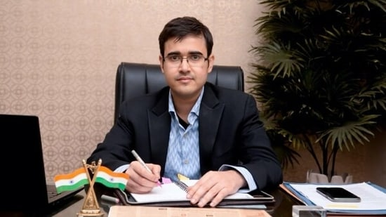 Arpit Chadha, Vice Chairman, I.T.S – The Education Group