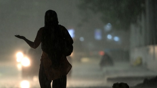 Rain or thundershowers are also very likely at most places over eastern UP and at many places over western UP on July 21.(AFP file photo. Representative image)