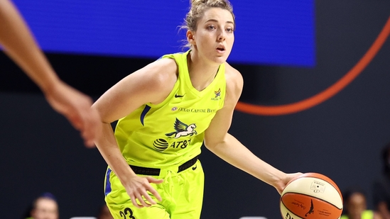 Katie Lou Samuelson tests positive for Covid-19(Twitter)
