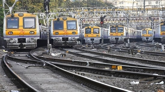 Tains on Central Main Line, Harbour Line and Trans Harbour Line are now running in Mumbai. (File Photo)