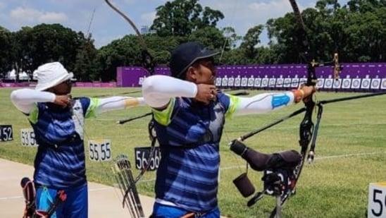 Tokyo Olympics: Eyes on Deepika Kumari (left), Atanu Das (right) as Indian archers look to end Games drought.(SAI)
