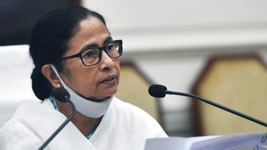 File image of West Bengal chief minister Mamata Banerjee.