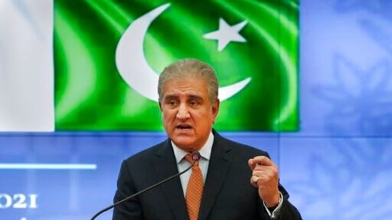 Pakistan's Foreign Minister Shah Mahmood Qureshi on Monday met the Afghan envoy and highlighted all the steps taken by the government and re-assured him of full cooperation.(AP)