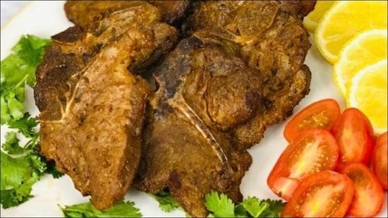 Bakra Eid recipe: Here's how to make juicy chunks of mutton chops on Eid-ul-Adha(Instagram/biteglutenfree786)