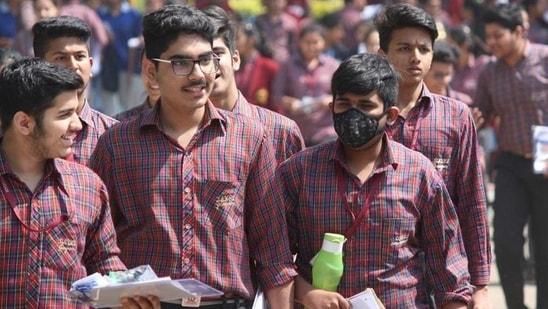 TN Board Class 12 Result 2021: Tamil Nadu HSC result declared, direct link here(Yogendra Kumar/HT PHOTO)
