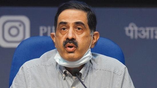 File image of ICMR director-general Balram Bhargava.