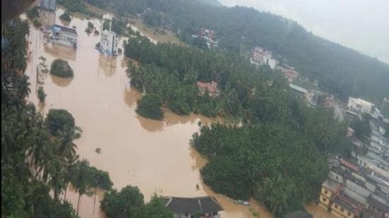 File photo: For the last three years, Kerala has been witnessing a series of disasters. (ANI)