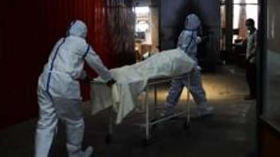 India's excess deaths during the Covid-19 pandemic could be as high as 4.9 million, according to a new study.(AFP   Representational image)