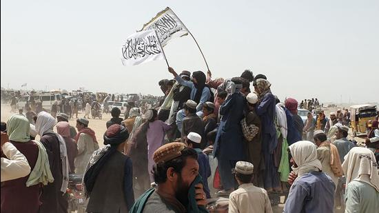 As the Taliban captures district after district, the fall of Kabul looks imminent, unless the United States (US) and the international community realise the folly of surrendering the country to the insurgents (AFP)