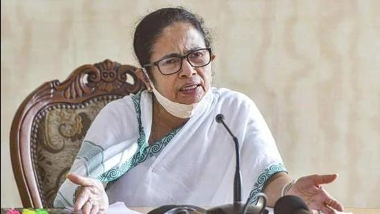 West Bengal Chief Minister and TMC chief Mamata Banerjee. (File photo)