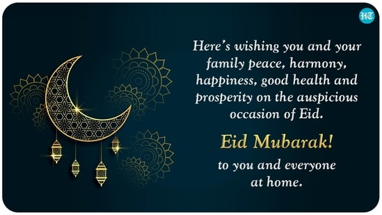 Semoga Anda dan keluarga Anda damai, harmonis, bahagia, sehat, dan sejahtera pada kesempatan Idul Fitri.  Idul Fitri untuk Anda dan semua orang di rumah.