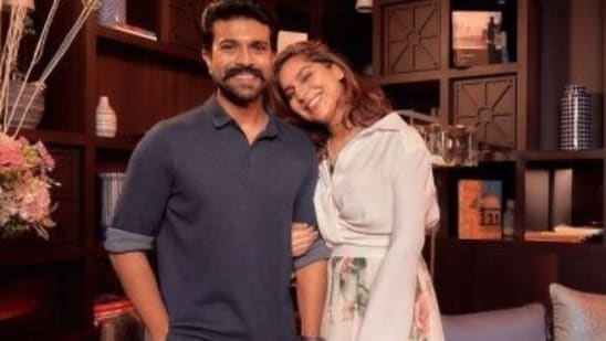 Ram Charan and Upasana have been married since 2012.