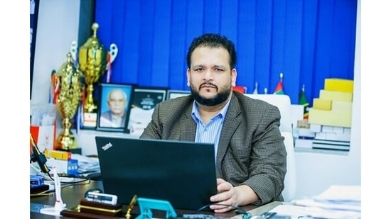 The CEO of Dubai's Phoenix Group- Adil Mirza