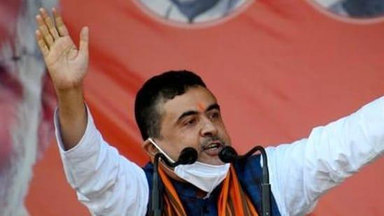 BJP leader Suvendu Adhikari (File Photo/ANI)