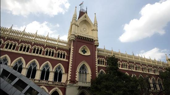 The Calcutta high court. (HT file photo)
