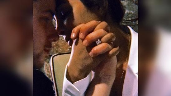 Priyanka Chopra and Nick Jonas got engaged on July 19, 2018.
