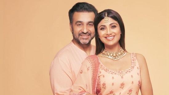 Shilpa Shetty's husband Raj Kundra is in police custody.