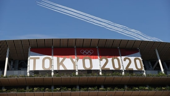 Olympic Stadium, Tokyo, Japan(REUTERS)