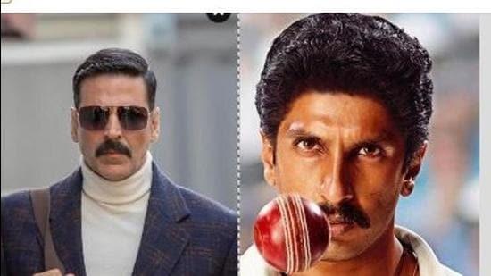 Bell Bottom and Sooryavanshi are upcoming Bollywood films.