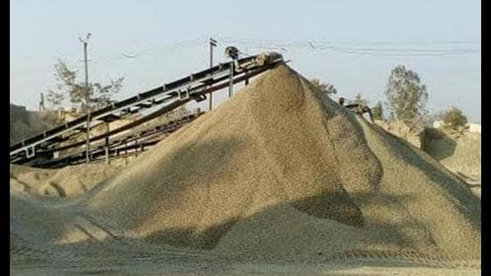 Punjab Cong MLA son's stone crusher operating sans forest clearance