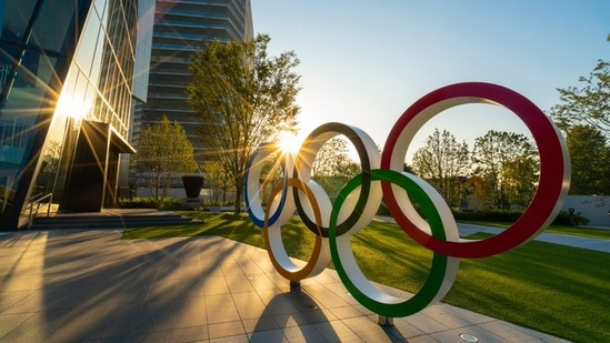 Tokyo Olympics will begin from July 23(Twitter)