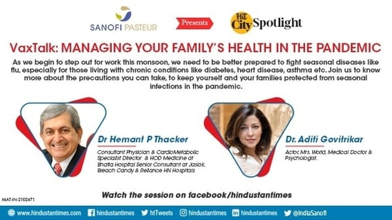 VaxTalk : Managing your family's health in the pandemic