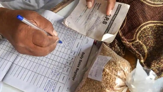 Physical classes are currently suspended in the light of the Covid-19 pandemic and families of students enrolled in primary schools across the country are entitled to dry ration as a substitute for midday meal as part of a central government scheme.(File photo for representation)
