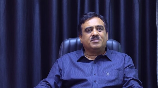 Dr, Kailash Mantry