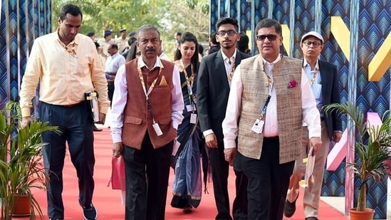 The 52nd International Film Festival of India (in hybrid format) is scheduled to be organised from November 20-28, 2021 in Goa.(ANI file)